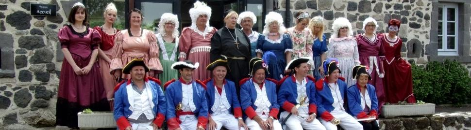 Visite groupe Veygoux