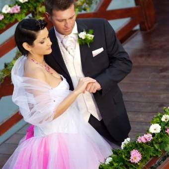 Mariage au manoir de Veygoux