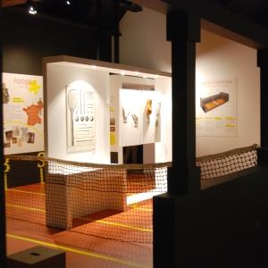 Exposition salle du Jeu de paume