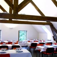 Salle repas séminaire Veygoux