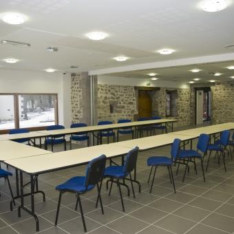 Salle de réunion séminaires Manoir de veygoux