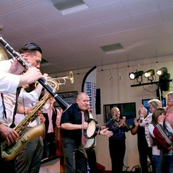 Pré festival Jazz aux sources Veygoux