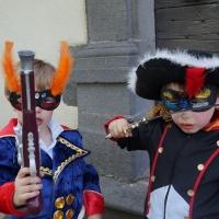 Les vacances de Toussaint à Veygoux