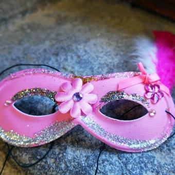 Ateliers masques  enfants Veygoux