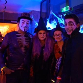 Soirée de La Terreur Halloween
