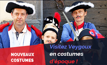 bandeau visites costumées Veygoux