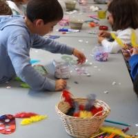 Atelier masques scolaires Veygoux