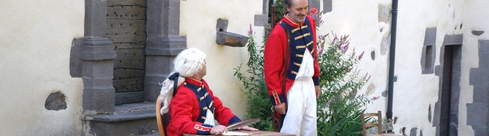"""Visites théâtralisées """"le petit illustré de la Révolution française"""
