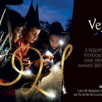 Vœux Manoir de Veygoux 2021
